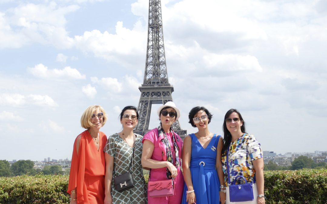 'Girlstrip to Paris'